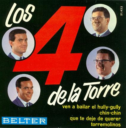 1965 LOS 4 DE LA TORRE disc 1 BLOG