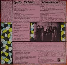 Gato Pérez Romesco R