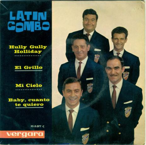 Latin Combo 1 BLOG