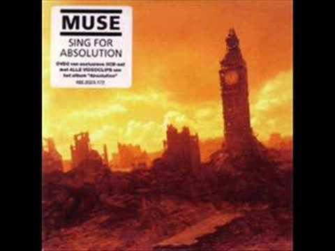 Portada ABSOLUTION - Muse