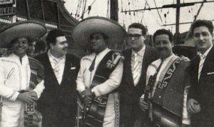 1960's Los Guacamayos i Los Panchos a Barcelona 2 pel BLOG