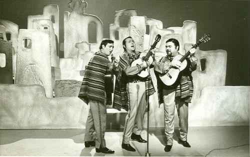 1960's Los Guacamayos a la TV a Holanda BLOG