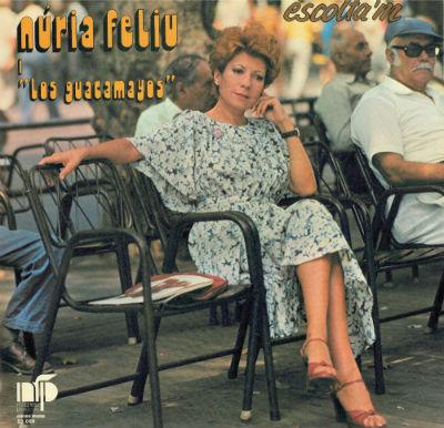 1976 Núria Feliu i Los Guacamayos BLOG