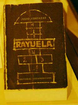 RAYUELA, portada Cortázar