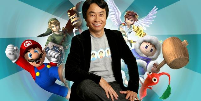 Shigeru Miyamoto se retira de Nintendo EAD, creando su propia división  6a014e6089cbd5970c017ee48413af970d-800wi