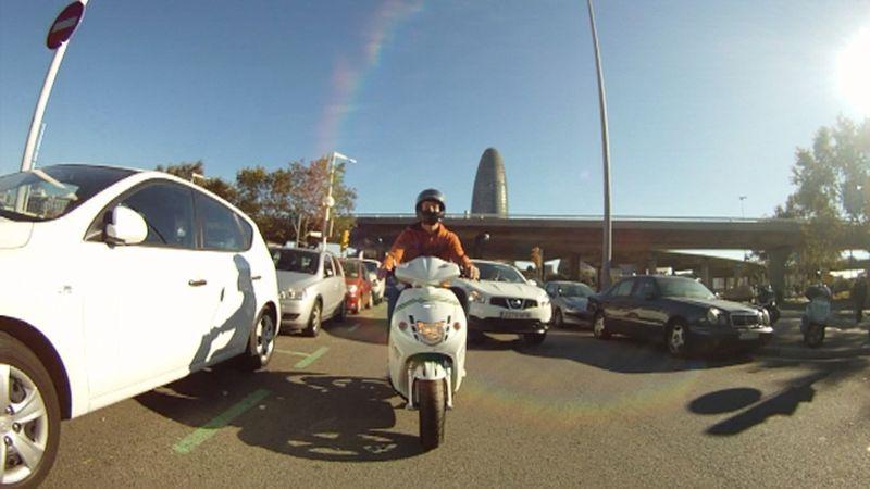 La moto eléctrica, un vehículo que se abre paso como alternativa no contaminante