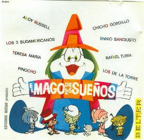 1966 El mago de los sueños BSO BLOG