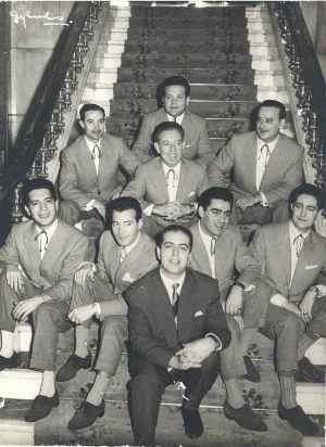 José Solà y su orquesta anys 60  BLOG amb Jaime Granje Llevot i altres 7