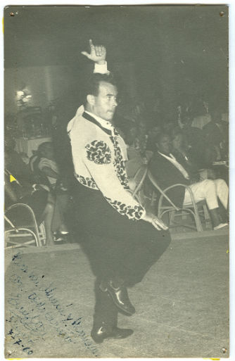 1960 Emilio de la Torre ballarí BLOG