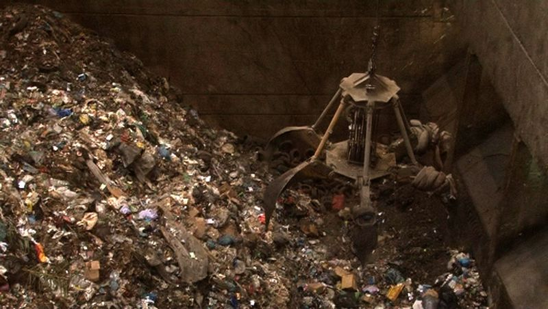 En Mallorca la mayoría de basura se incinera