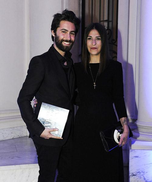Juan-Vidal-con-Marcela-Mansergas.