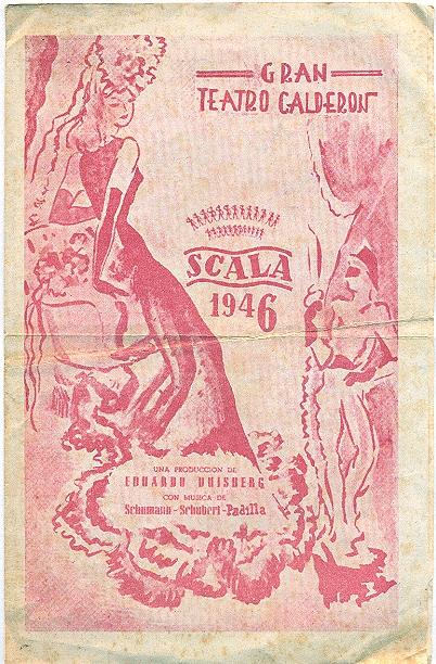 Programa Scala 1946