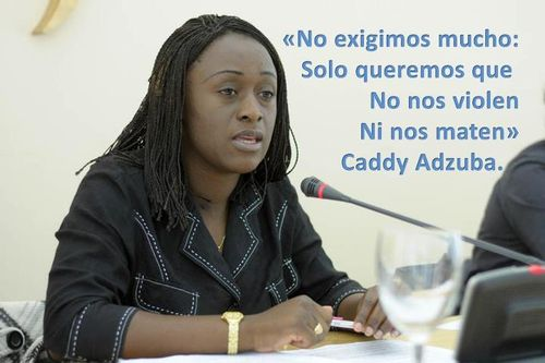 Caddy Adzuba