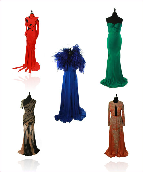 Varios-diseños-de-alta-costura-de-Scherrer,