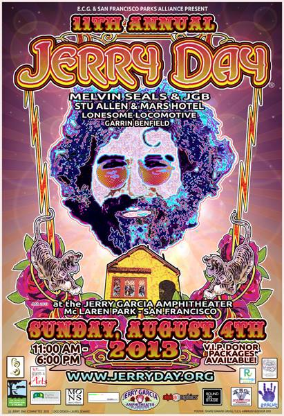 [Cartel del Jerry Day de 2013]