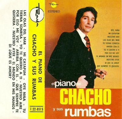 Chacho Marfer  PORTADA K7 BLOG