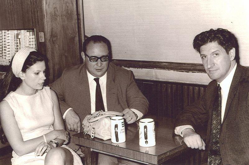 Salomé Lleó Borrell i JM Andreu