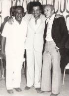 Moncho amb José Antonio Méndez i César Portillo de la Luz BLOG