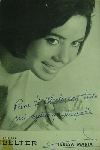 Teresa Maria 1