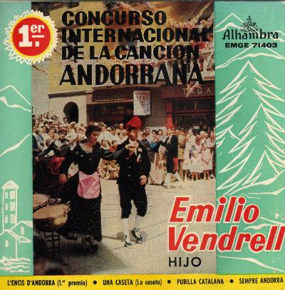 Emili Vendrell fill Festival Andorra 1960BLOG