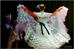 México baile