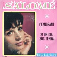 Salomé Single BLOG