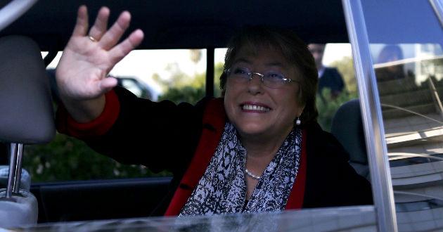 Bachelete regreso