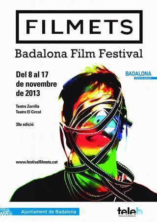 FILMETS 2013 BADALONA CARTEL