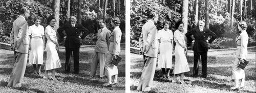 Hitler y sus amigos
