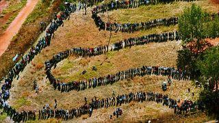 Elecciones en Suráfrica de 1994