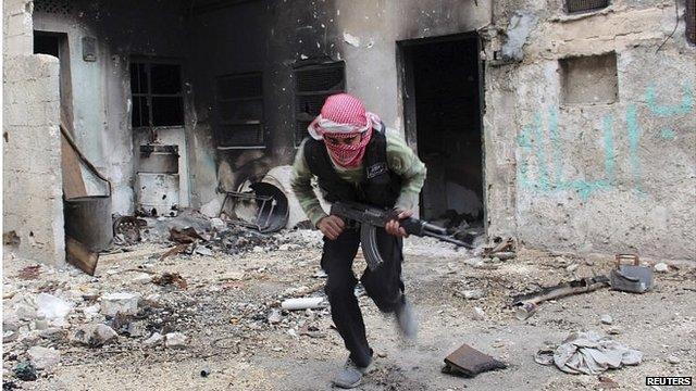 Siria se desangra