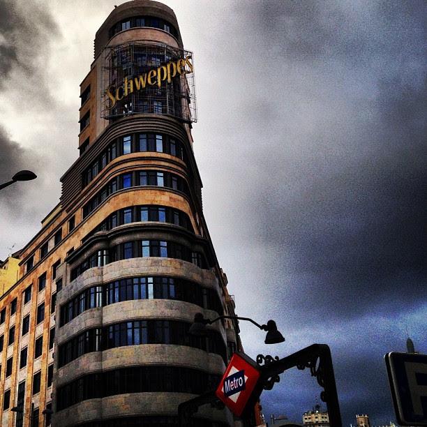 Edificio Capitol Madrid - Daniel Seseña