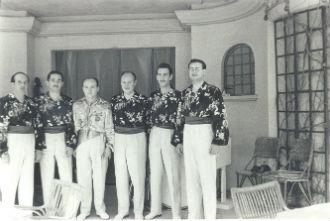 1951 Adolf Ventas i conjunt a El CaireBLOG