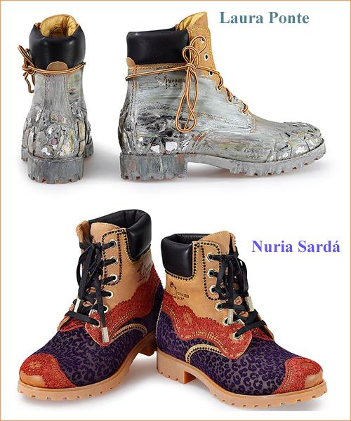 Botas-customizadas-por-Laura-Ponte-y-Nuria-Sardá