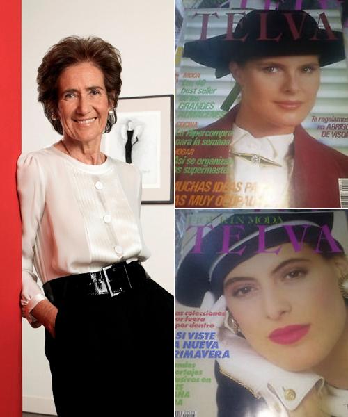 Covadonga-O`Shea,-directora-de-Telva-durante-27-años.