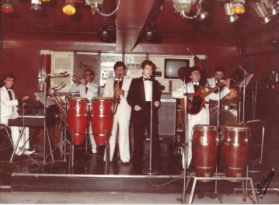 Orquesta Metropol Las Vegas 1985 BLOG