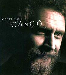 Manel Camp CD Cançó