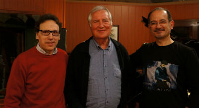 Jordi-Serafín i Miquel Brunet 2014 BLOG