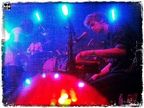 TAME IMPALA Live Vienna Autumm 2012 by Antonio Moreno Alvarez