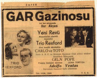 1950 Adolf Ventas al Gar Gazinosu d'Ankara 1BLOG