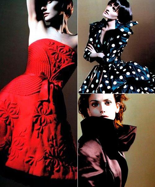 Laura-Ponte-con-diseños-de-Pertegaz-en-los-años-80