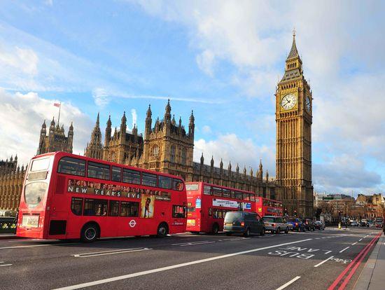 Casas del Parlamento y Big Ben