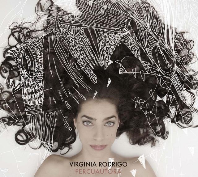 Virginia Rodrigo Percuautora disco