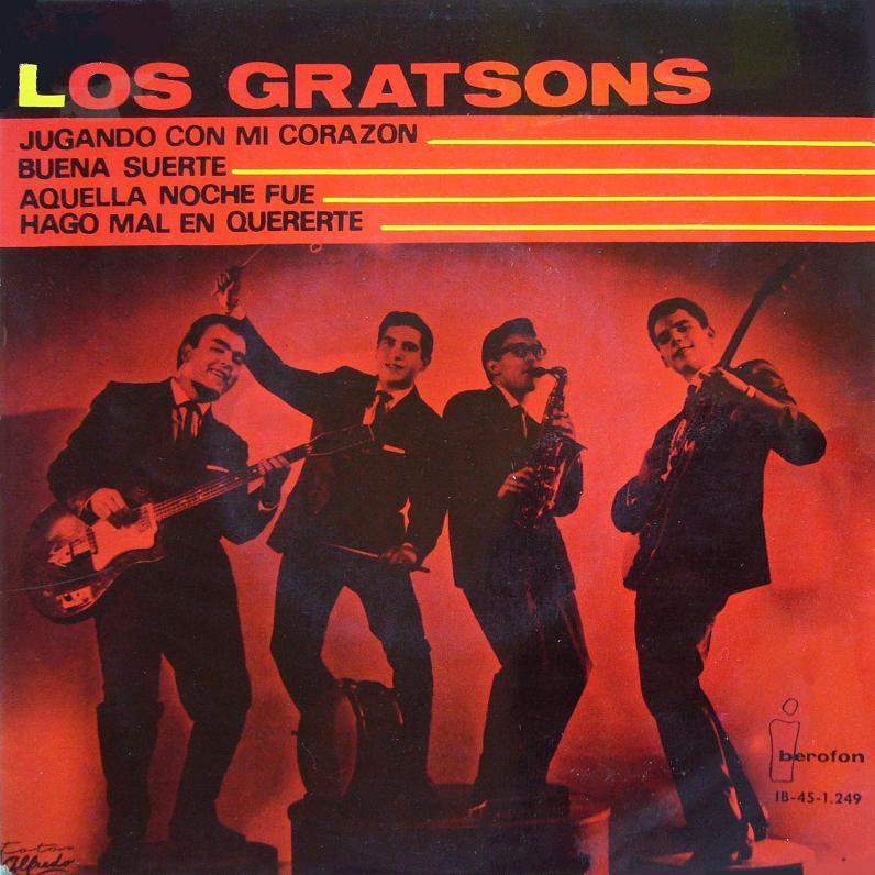 Los Gratsons 1965