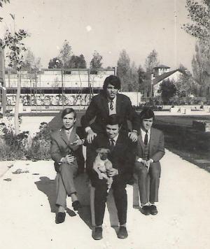 1966 Los Flames ALMERIA BLOG