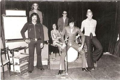 Orquesta Frank Dubé 1973 BLOG