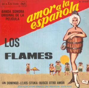 Los Flames AMOR ESPAÑOLA BLOG