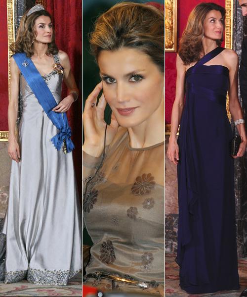 Vestidos de novia dela princesa letizia