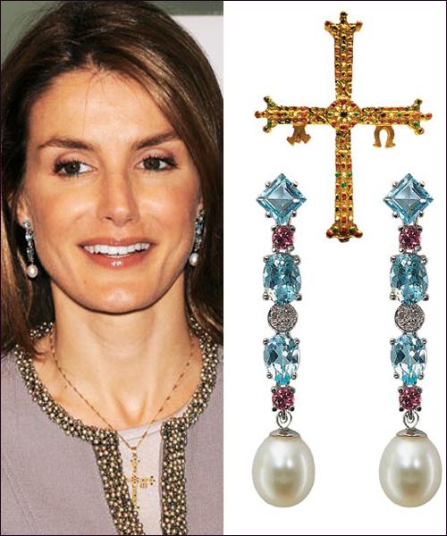 cómo llegar precio seleccione para el despacho El joyero de Letizia Ortiz, princesa de Asturias - La vida ...