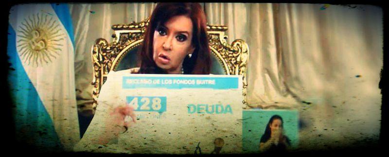 Cristina-fondos-buitres